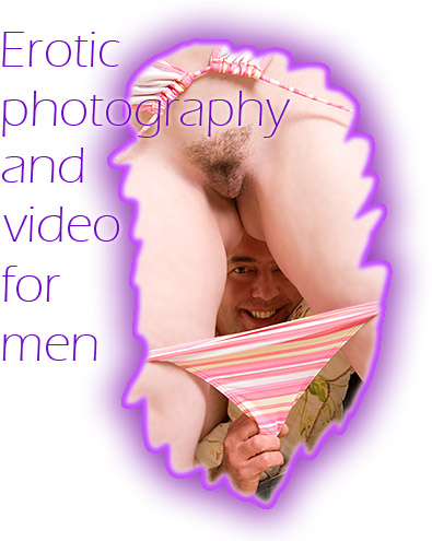 Erotic photography video
